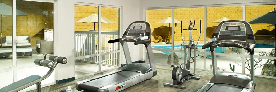 Marriott Fitness Center